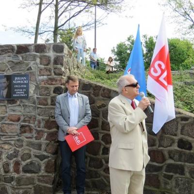 Święto Pracy w Toruniu 2018 r.